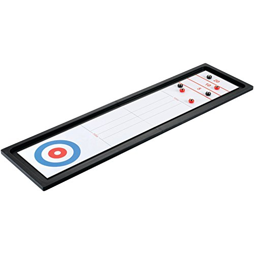 Cheap Style Asia GM7453 Tabletop Shuffleboard and Curling Game Set