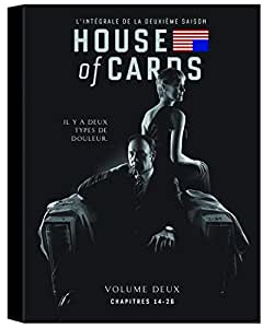 House of cards - Volume 2 : Chapitres 14-26 [DVD + DIGITAL Ultraviolet]