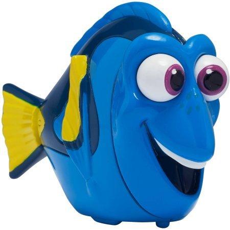 Exclusive Finding Dory Swigglefish set of 4 Marlin, Dory,Hank and Bailey