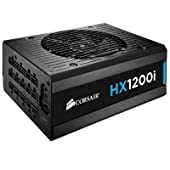 HXi Series HX1200i High-Performance ATX Power Supply by Corsair Memory [並行輸入品]