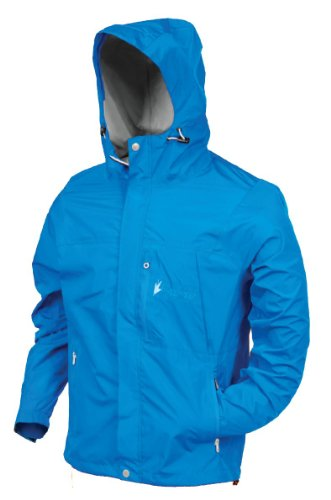 Frogg Toggs Java Toad Womens 2.0 Jacket, Electric Blue, Lg Jt62530-32Lg