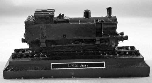 Jinty Steam Engine Coal Model - Hand Crafted - 104