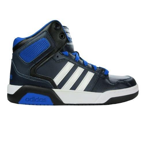 adidas BB9TIS K - Scarpe da ginnastica da Bambini, taglia 37 1/3, colore Blu