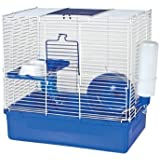 Ware Manufacturing Plastic Home Sweet Home Single Pack Hamster Cage, 2 Story