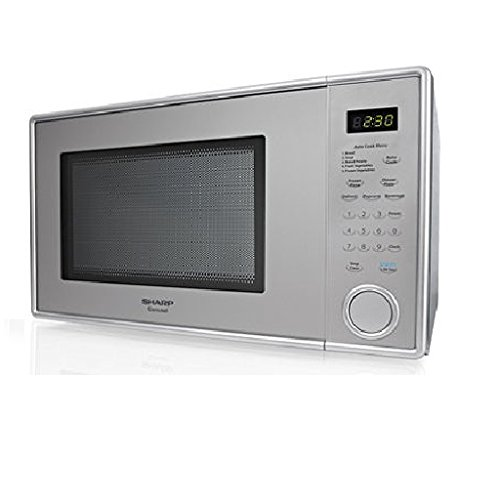 Sharp 1.1 cu. ft. Stainless Steel Countertop Microwave (Sharp Microwave R318av compare prices)