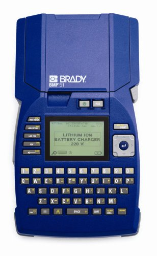 brady-bmp51-data-kit-hand-held-printer-with-tapes-suitable-for-telecom-datacom-applications