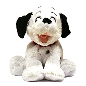"Disney 101 Dalmatians - 10"" Plush Lucky"