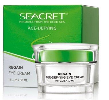 Seacret Age-Defying Regain - Eye Cream 1Fl.Oz/ 30Ml