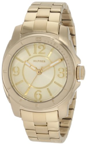 Tommy Hilfiger  Women's 1781139 Sport Gold Plated