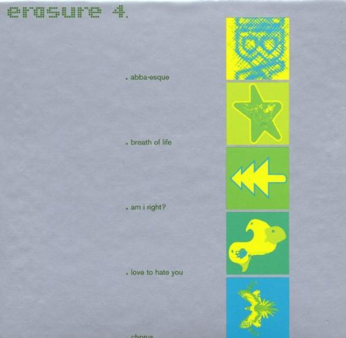 Erasure - EBX 4 - Zortam Music