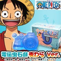 ONE PIECE 電伝虫石鹸 麦わらバージョン 洗顔 メンズ 石けん