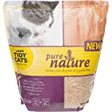 Tidy Cats Pure Nature Cedar, Corn & Pine Clumping Litter for Multiple Cats