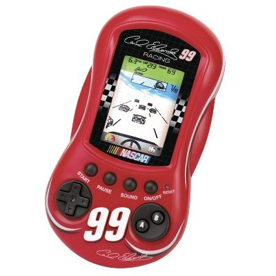 Auto Racing Sound Effects on Deluxe Sports Games Super Auto Racing Hand Held Electronic Game