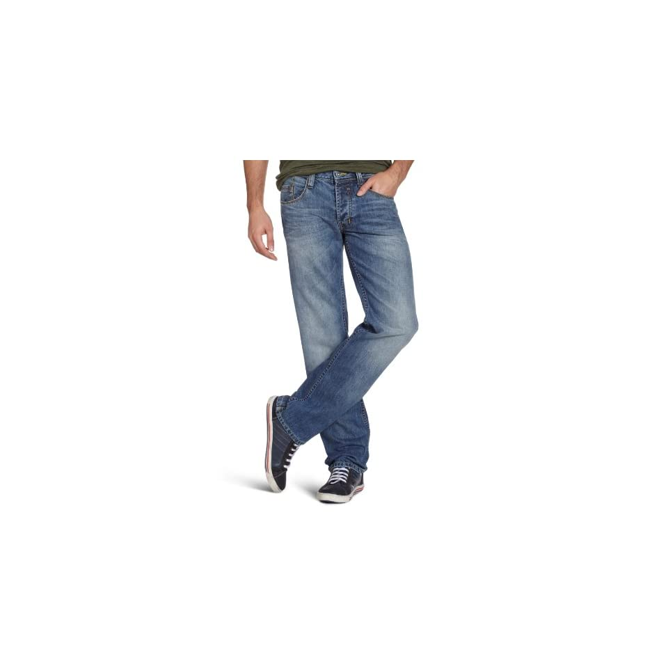 MUSTANG Jeans Herren Jeans Niedriger Bund 3114 5202 on PopScreen