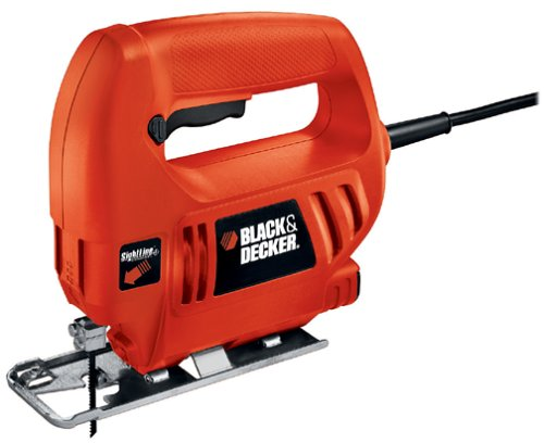 Black & Decker JS200 Variable Speed Jigsaw with Sightline