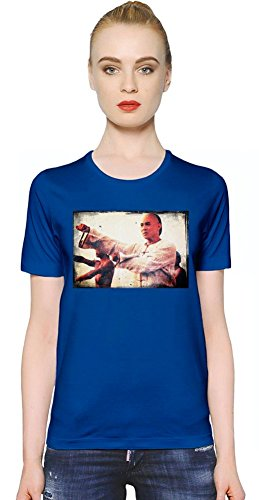Once Upon A Time In China Martial Arts T-shirt donna Women T-Shirt Girl Ladies Stylish Fashion Fit Custom Apparel By Slick Stuff Medium