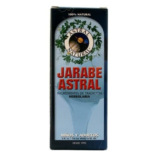 Amazon.com: Astral Syrup / Jarabe Astral 4 oz