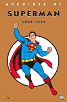 article geek - superman integrale tome 1958 1959 superman integrale tome 1958 1959