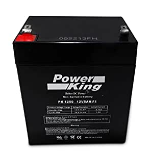 12V 4.5Ah BSL1050 BSL1055 PC1240 BP512 SLA Battery Beiter DC Power®