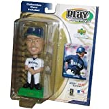 2001 MLB Playmakers Bobbing Head Doll - Ichiro Suzuki - Seattle Mariners - White Jersey Version Amazon.com