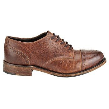 Vintage Shoe Company Women's Josie Peanut Bison 8 M US