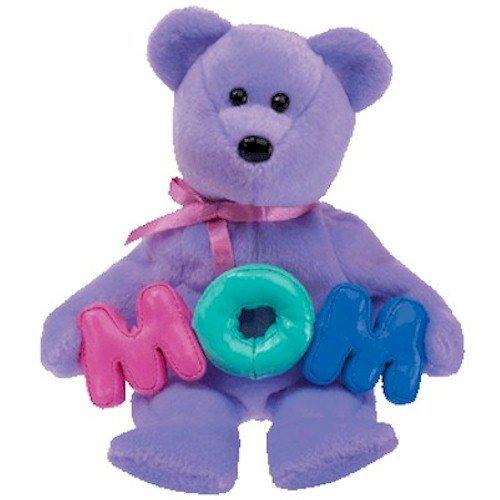 Ty Beanie Babies Mom - Bear
