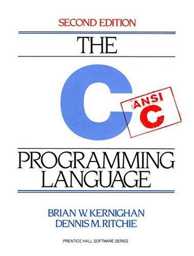 Historie jazyka C
