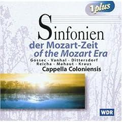 Sinfonien der Mozart Zeit