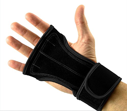 Mens Crossfit Gloves Uk: Crossfit Gloves With Wrist Support For Gym Workout