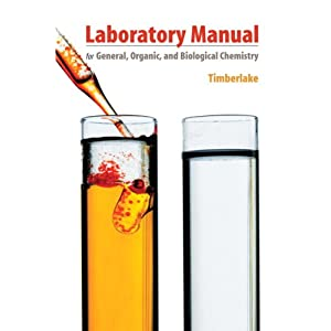 a laboratory manual for general organic and biochemistry