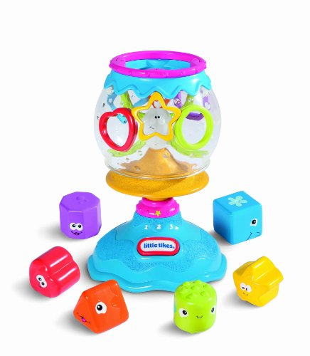 Little Tikes DiscoverSounds Shape, Sort and Scatter - 1