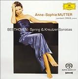 ベートーヴェン:ヴァイオリン・ソナタ第5&9番