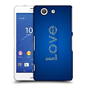 Snoogg Love Designer Protective Back Case Cover For SONY Z3 COMPACT