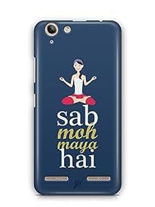 YuBingo Sab Moh Maya Hai Mobile Case Back Cover for Lenovo Vibe K5 Plus