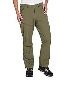 Jack Wolfskin Herren Hose Activate Pants, Burnt Olive, 25, 1501491-5033025