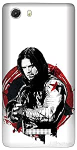 APE Designer Back Cover for MICROMAX UNITE 3 Q372