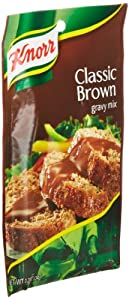 Knorr Gravy Classics, Classic Brown Gravy Mix, 1.2 Oz