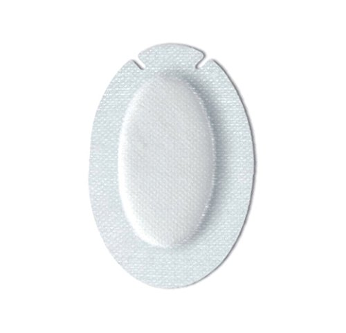 Medicazioni oculari adesive sterili Optomed cm 6,6x9,6 cm