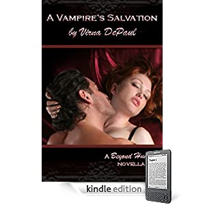 A Vampire's Salvation (A Vampire Romance) (The Beyond Human Novellas)