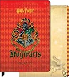 Harry Potter Hogwart's Crest School Journal Diary Blank Book