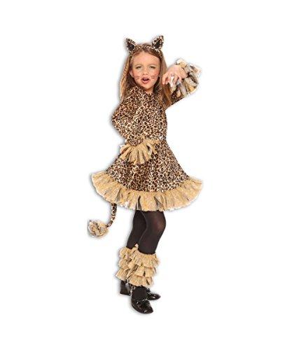 Lovely-Leopard-Jungle-Cheetah-Animal-Girls-Halloween-Costume