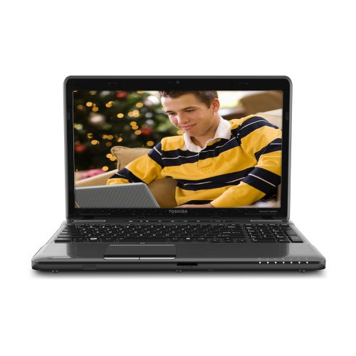 Toshiba Satellite P755-S5385 15.6-Inch LED Laptop