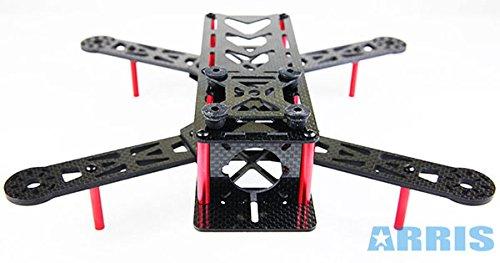 ARRIS FPV250 Mini Racing Sport Quadcopter Carbon/Glass Fiber Frame Kit