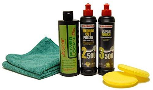 Menzerna Power Finish & Super Finish Bundle (Menzerna Paint Sealant compare prices)