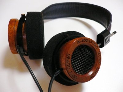 Alessandro Ms Pro Headphones By Grado Labs