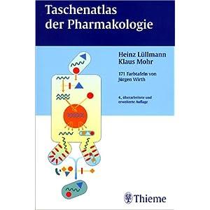 eBook Cover für  Taschenatlas der Pharmakologie