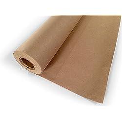 "Kraft Paper Jumbo Roll - 30"" x 1200"" (100ft)"
