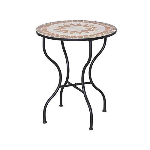 siena-garden-660007-finca-mesa-diametro-60-cm-altura-71-cm-color-negro-con-diseno-de-mosaico