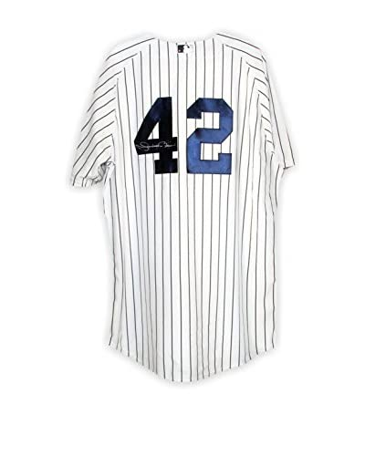 Steiner Sports Memorabilia Mariano Rivera New York Yankees Autographed Authentic Yankees Home Jersey