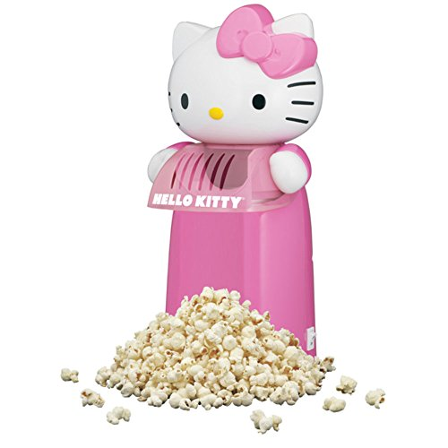 Hello-Kitty-Hot-Air-Popcorn-Maker-1-Year-Direct-Manufacturer-Warranty